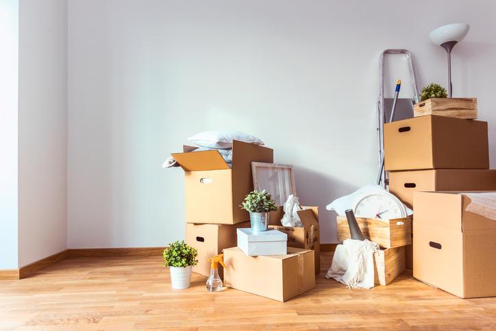 Downsizing, come traslocare in una casa più piccola