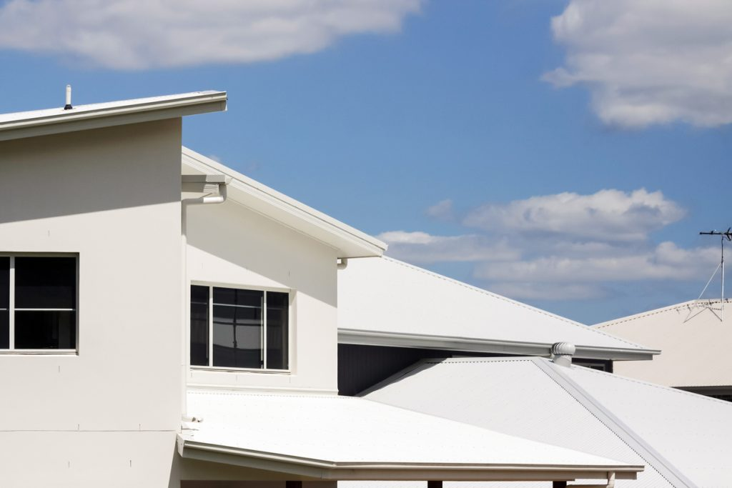 tetti bianchi
