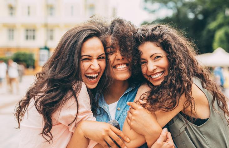 I vostri sorrisi rivelano quanto sarete felici in coppia