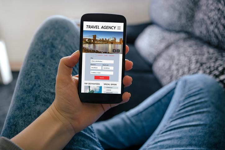 Prenotare sul web un viaggio in tutta sicurezza