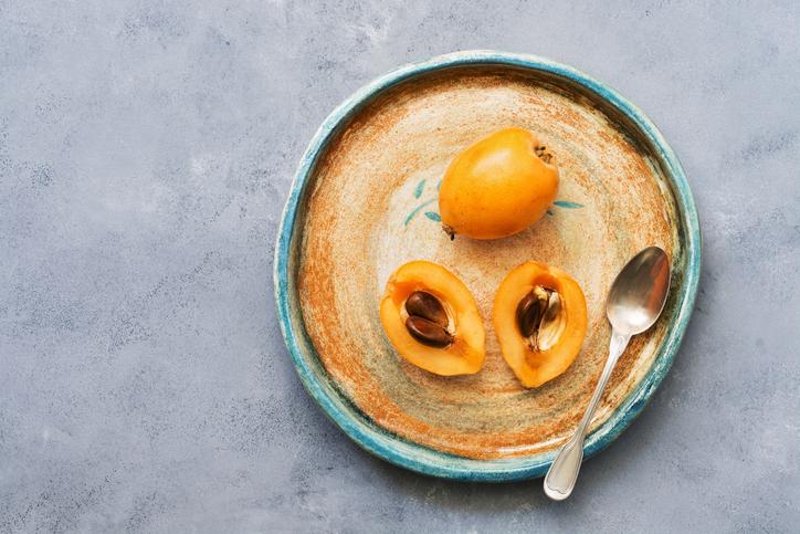 Nespole giapponesi, il benessere in un frutto
