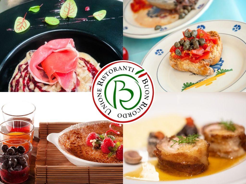 Estate italiana gourmand con i piatti del Buon Ricordo