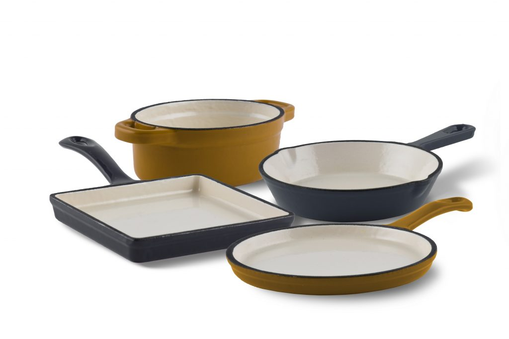 Padelle moderne e funzionali per una cucina elegante