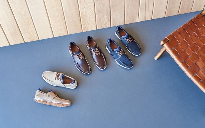 Boat shoes, icone di stile