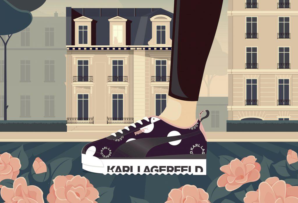 Tributo a Karl Lagerfeld, icona della moda