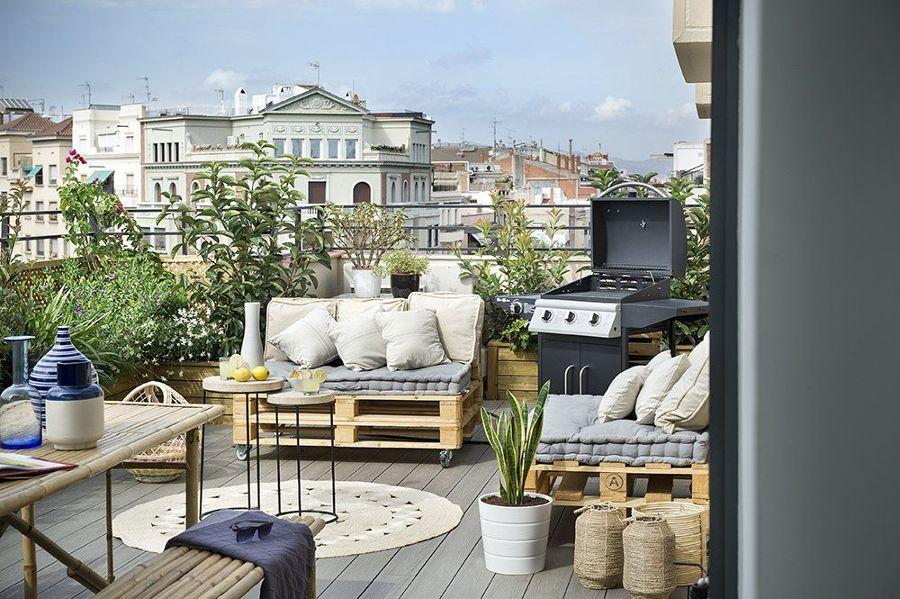 balcone rinnovato