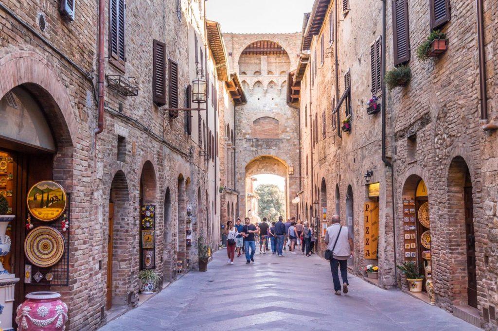 I borghi più ambiti d'Italia