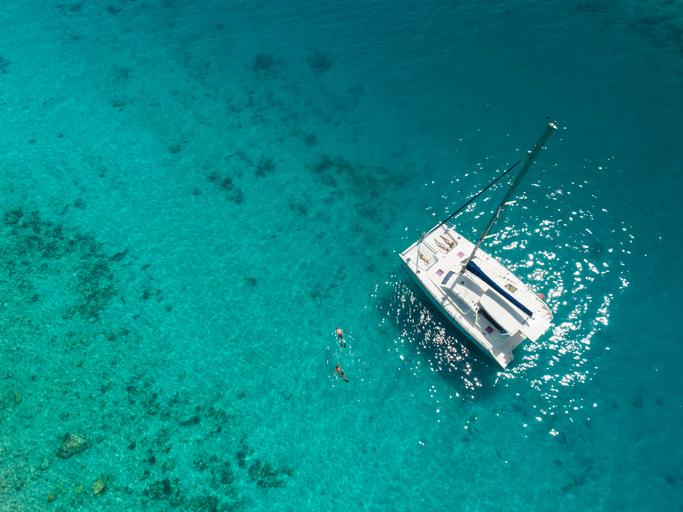 Vacanze in barca, estate cullati dalle onde