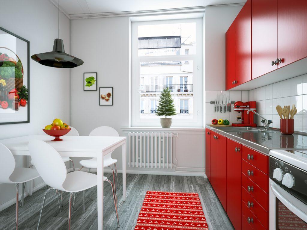 I colori preferiti dalle donne per la casa