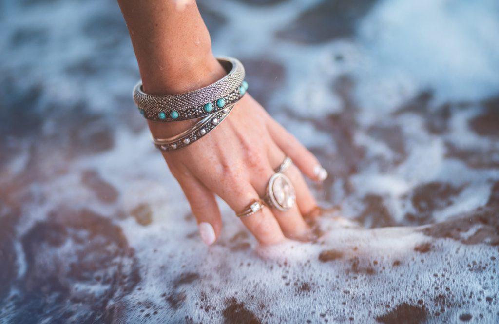 I gioielli che vengono dal mare