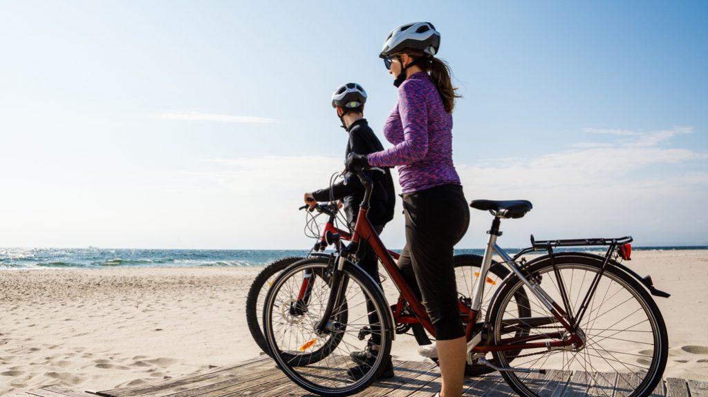 Non farsi male con la bici, ecco le regole d'oro
