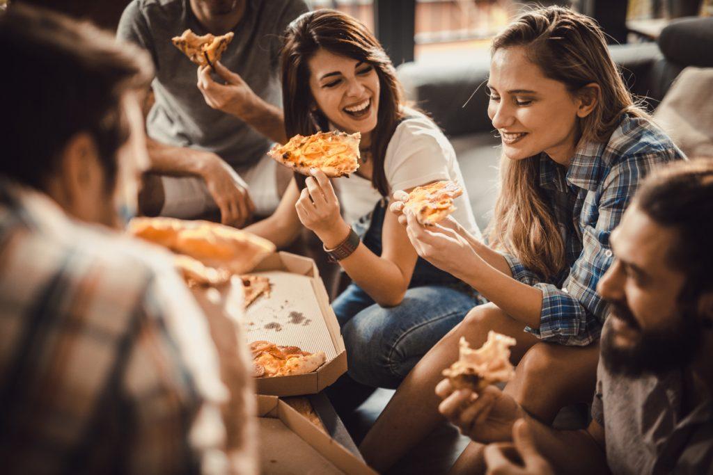 Tutti pazzi per la pizza. Da nord a sud gli italiani la amano