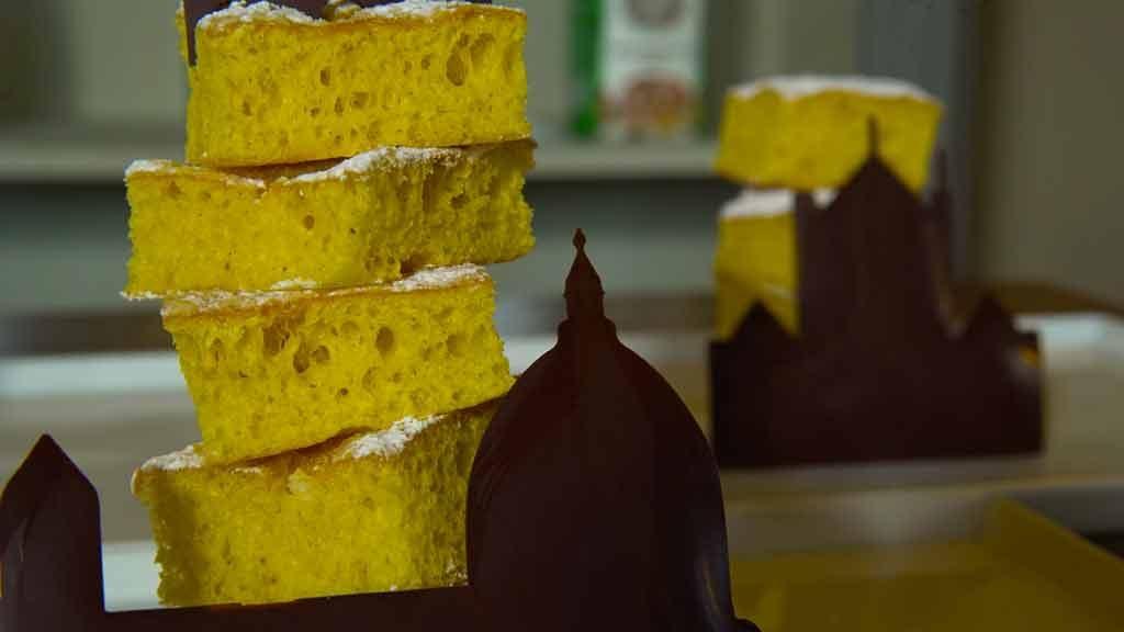 Schiacciata dolce fiorentina di Iginio Massari