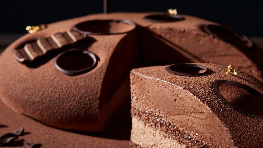 Cara Luna ti cucino, il dolce al cioccolato 'planetare'