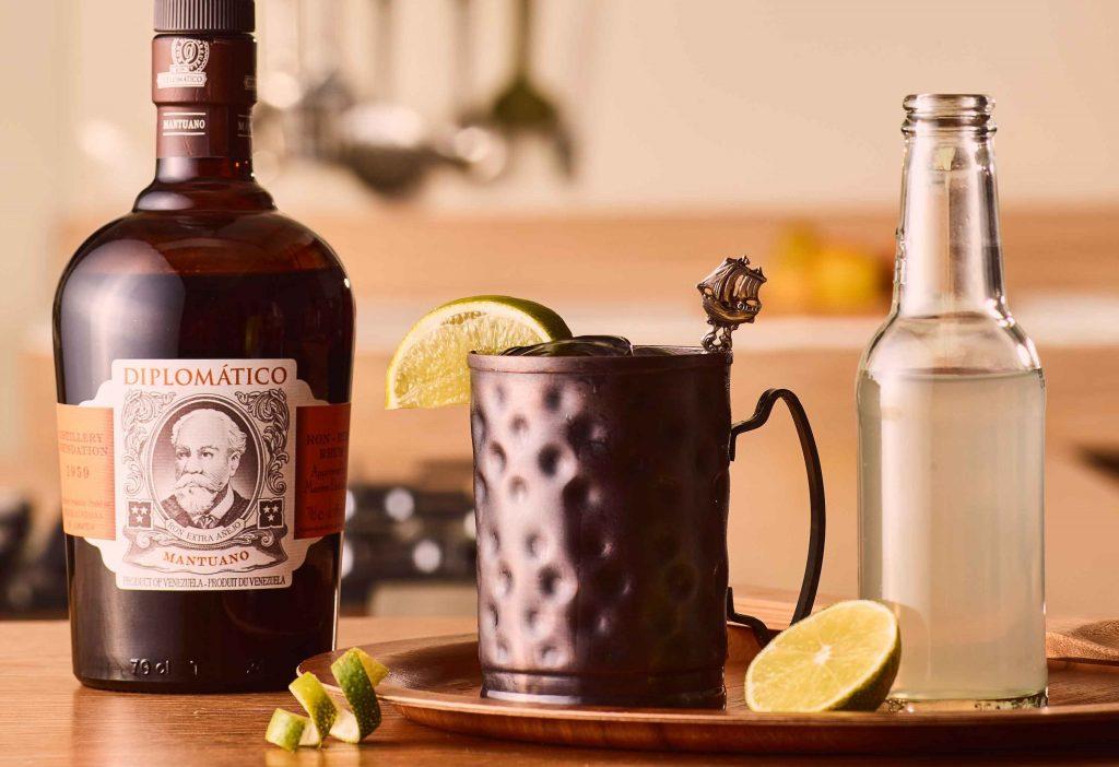 Gin MareeRum Diplomatico – Cinque idee per i vostri cocktail d'agosto