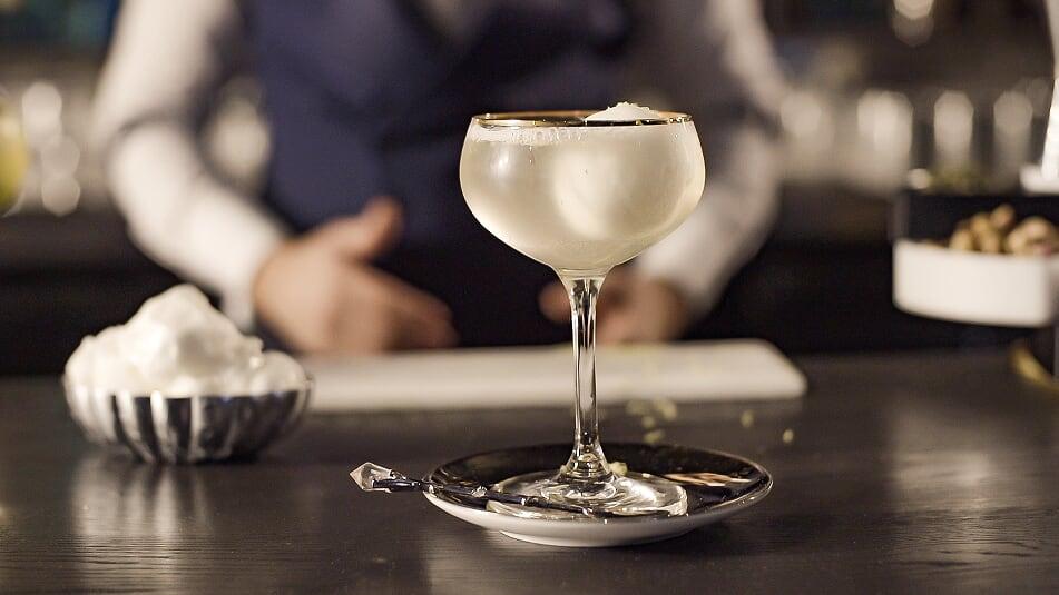 Due cocktail (e un dessert) firmati Daniele Gentili