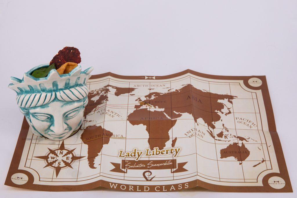 Lady Liberty's Journey