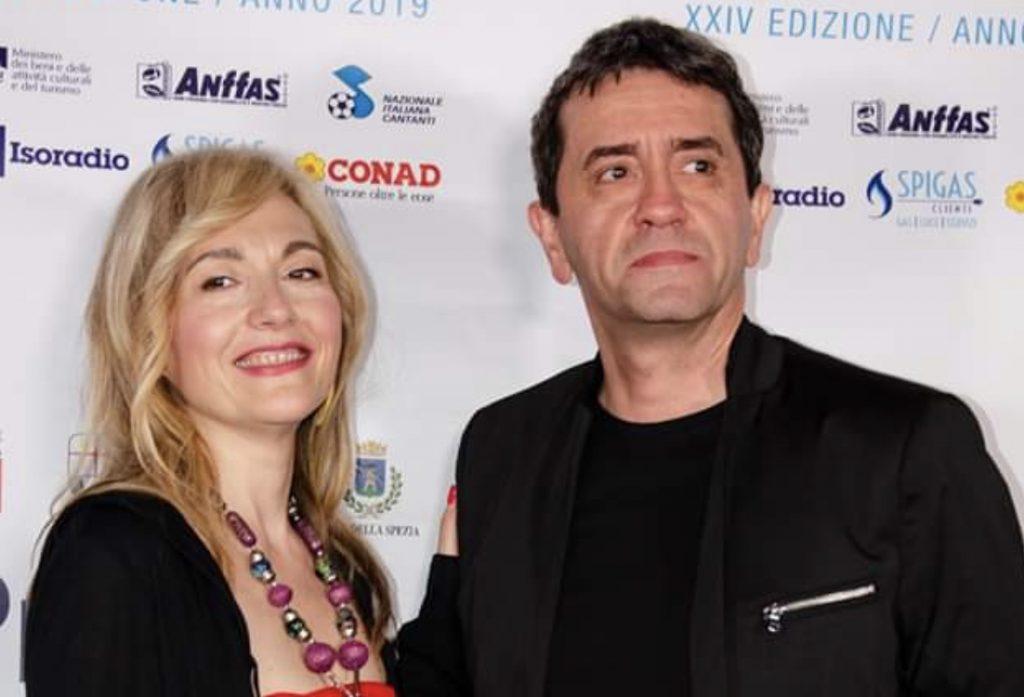 Loredana D'Anghera e Stefano de Martino