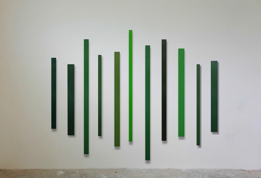 Sonografie, Il suono del colore in mostra a Palazzo Te