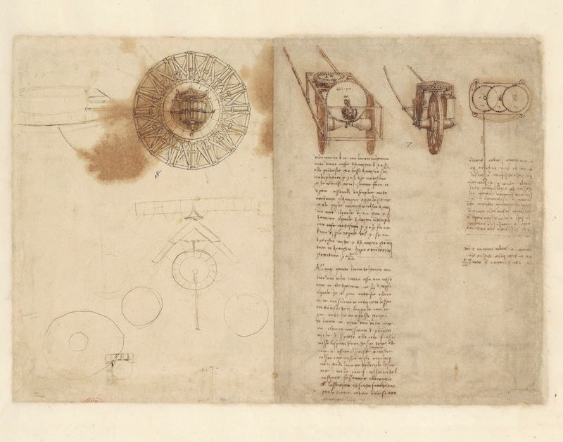Fano celebra Leonardo e Vitruvio con una mostra immersiva
