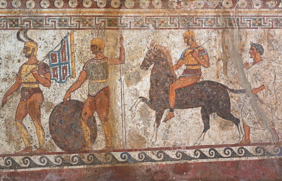 A Napoli ritorna la collezione Magna Grecia del MANN