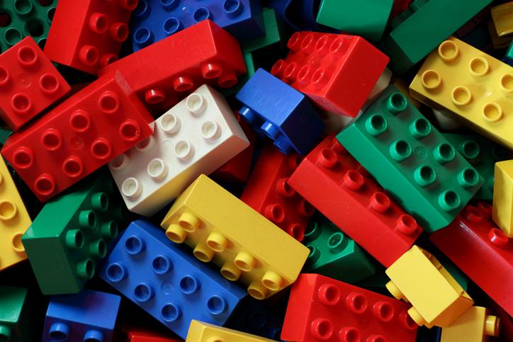 Lego, nei parchi divertimento dei famosi mattoncini