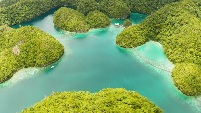 Siargao, la migliore isola del mondo si trova nelle Filippine