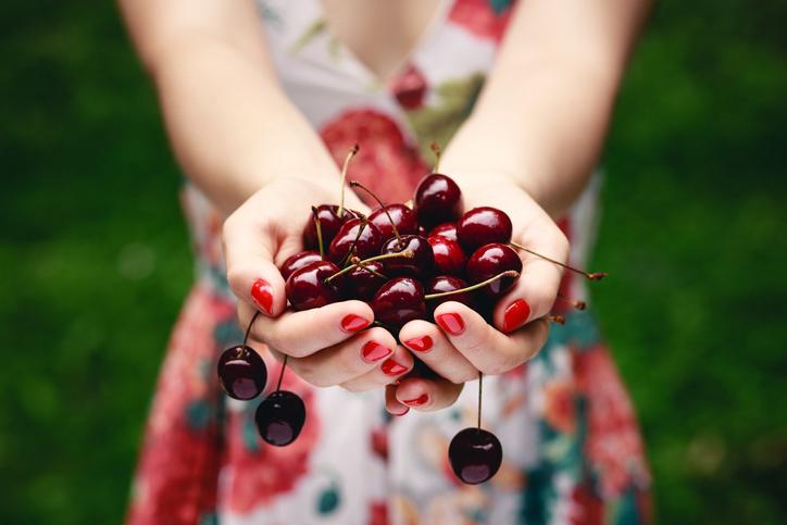 Ciliegie. Piccoli frutti, grandi benefici