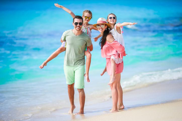 Vacanze in famiglia, le destinazioni Top in Italia
