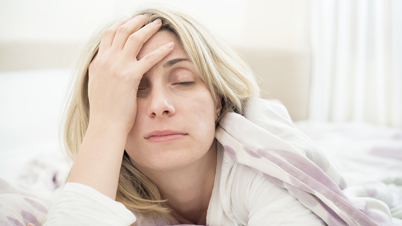 insonnia, carenza di vitamine