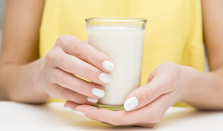 latte contro cibo piccante