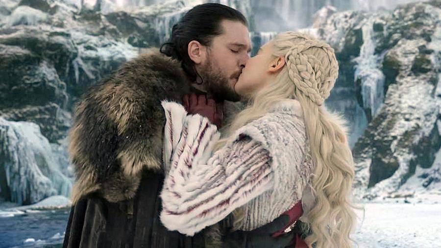 I dieci baci più amati delle serie TV