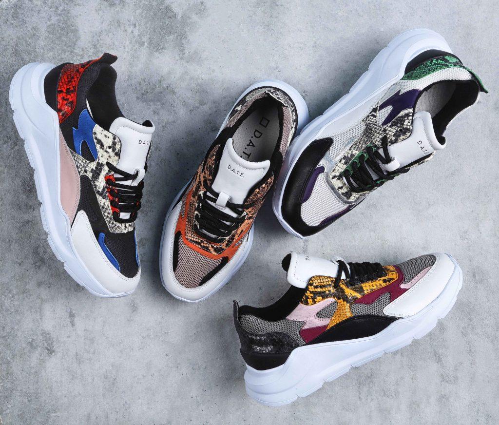 Urban sneakers, la classe ha un'anima sportiva