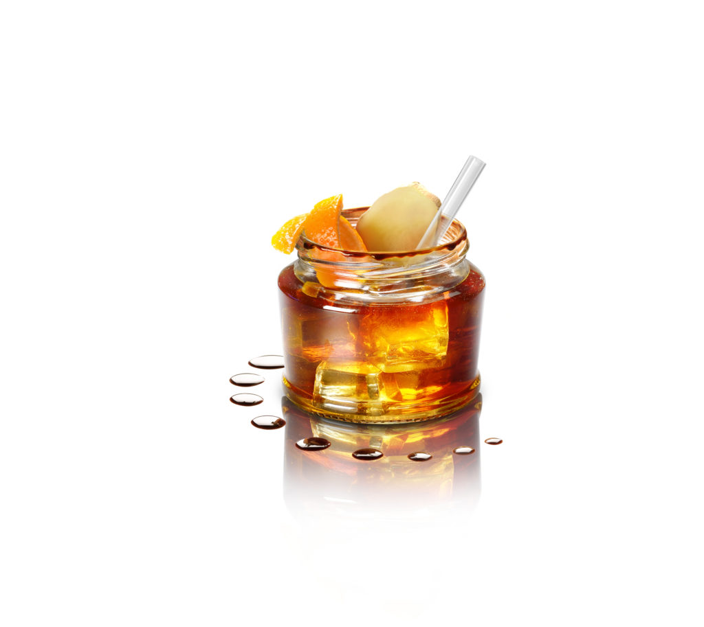 cocktail American Bridge con aceto balsamico