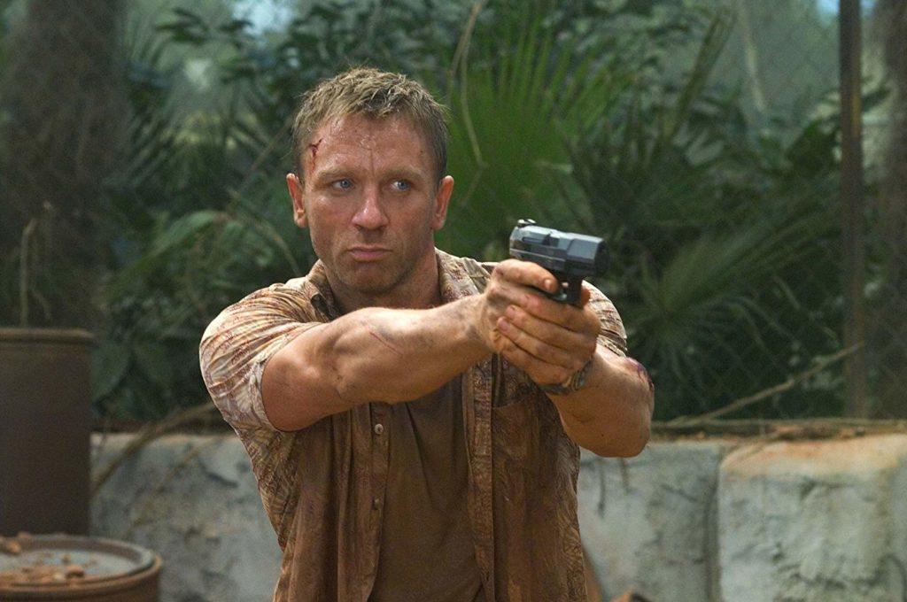 Daniel Craig, l'uomo che ha portato James Bond nel 21° Secolo