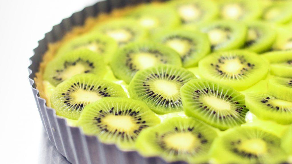Dolce alla crema di kiwi, la ricetta
