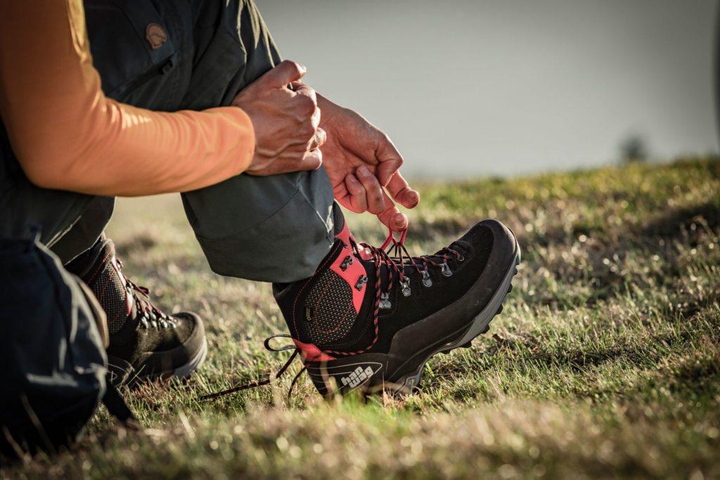 Hiking e trekking, a ciascuno la scarpa giusta