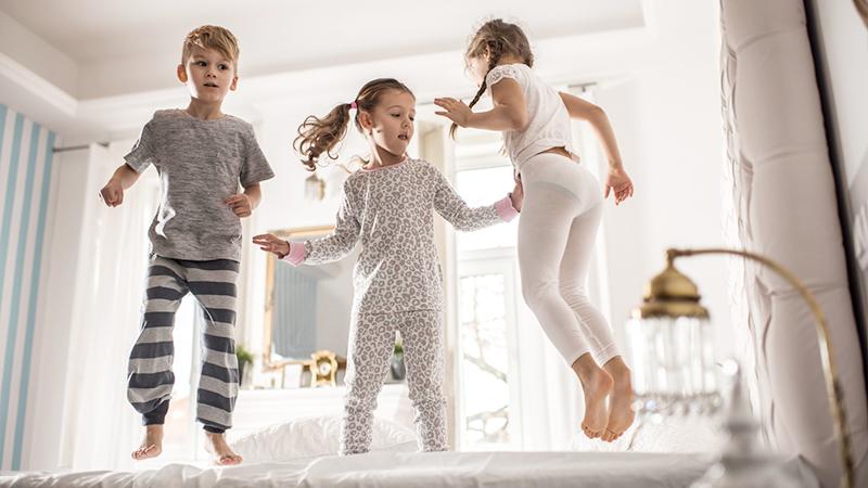 Obesità infantile, meno rischi per i bambini più 'vivaci'