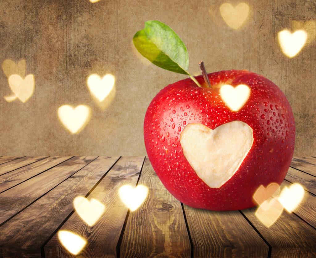 Una mela al giorno per vivere di più