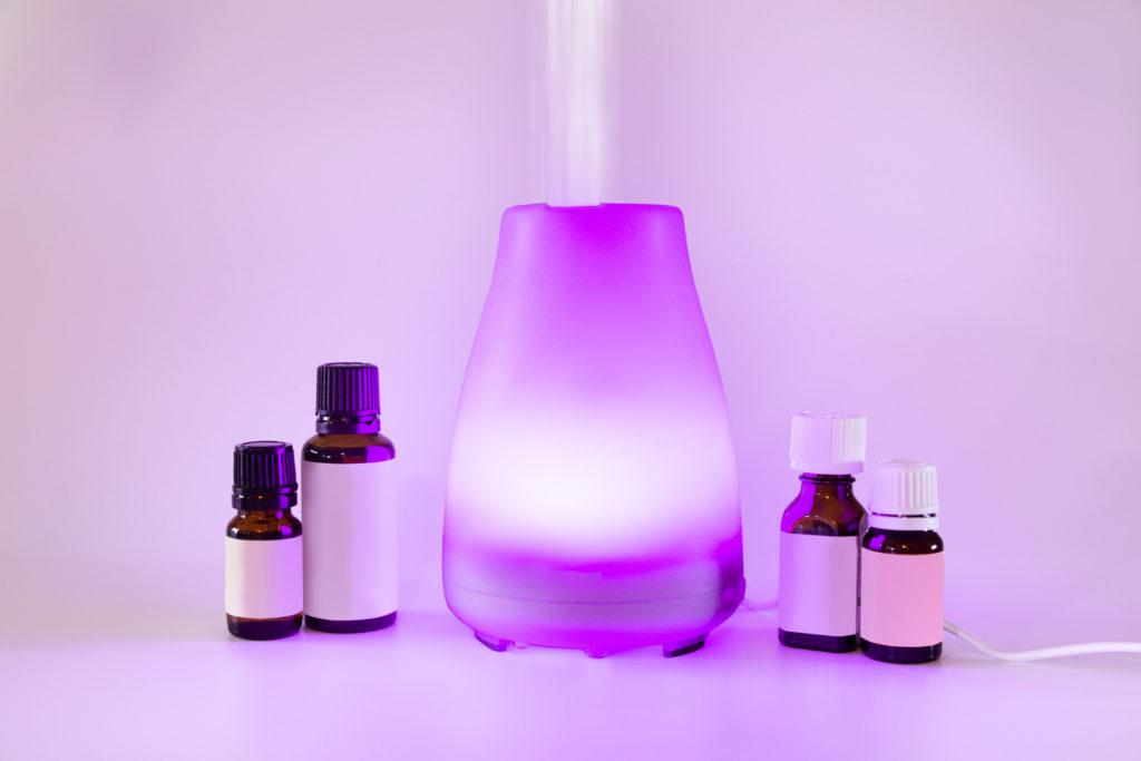 diffusori di oli essenziali