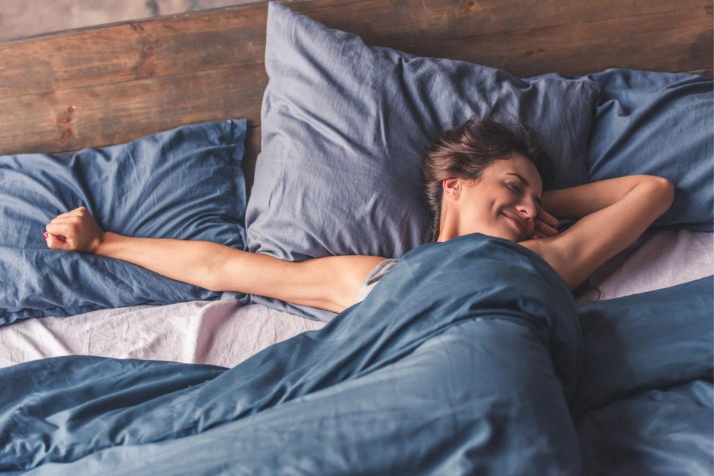 Gli ottimisti dormono meglio