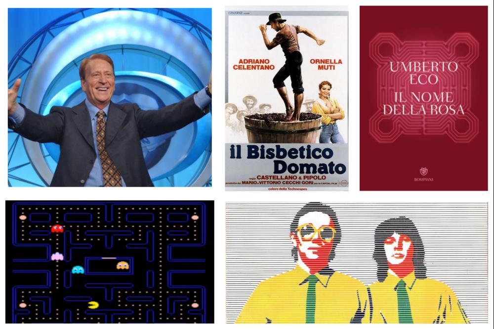 Correva l'anno 1980: i 5 fenomeni pop italiani