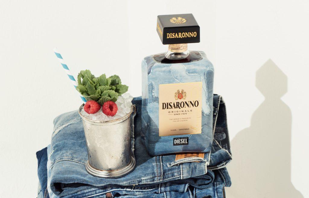 Ricetta: il cocktail Disaronno wears Diesel