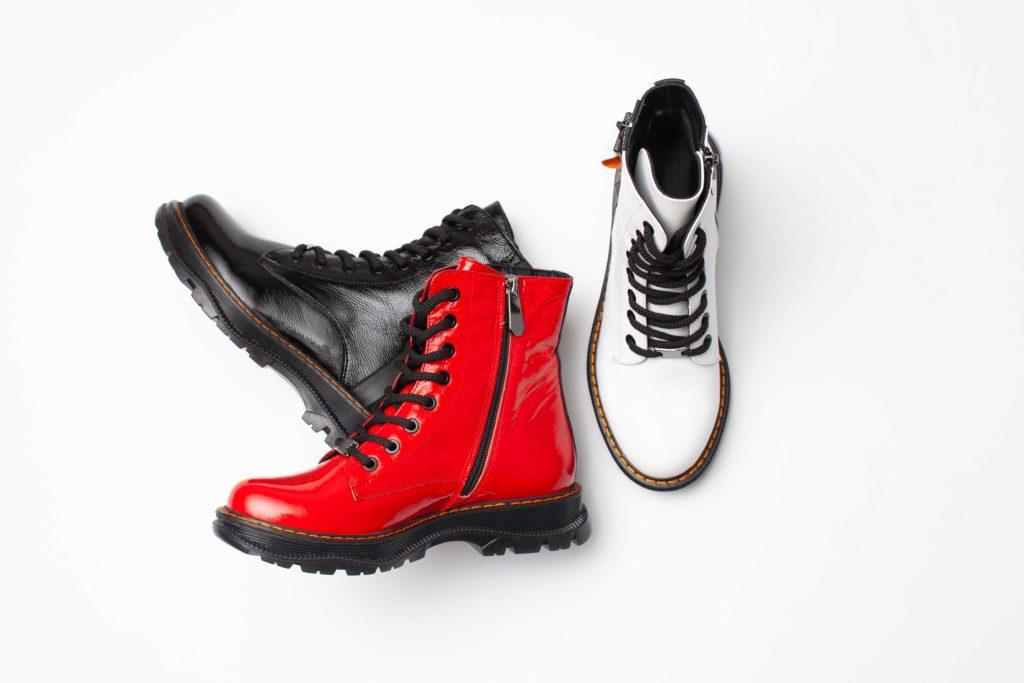 Anfibi, è di ritorno la stagione dei combat boots