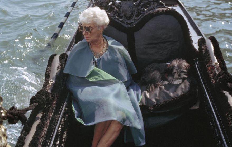 Venezia celebra Peggy Guggenheim, ultima Dogaressa
