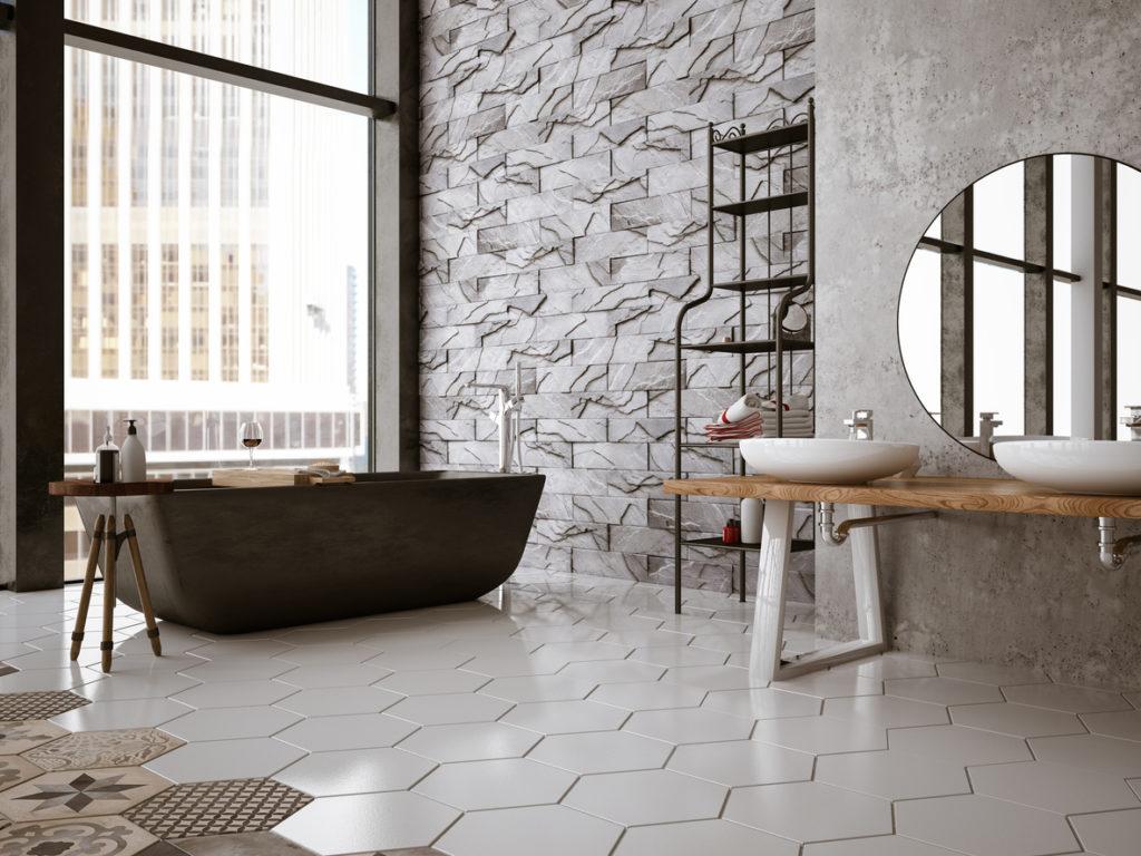 Il bagno si trasforma in un'oasi di relax