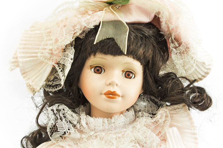 Roma, mostra sulle bambole d'epoca