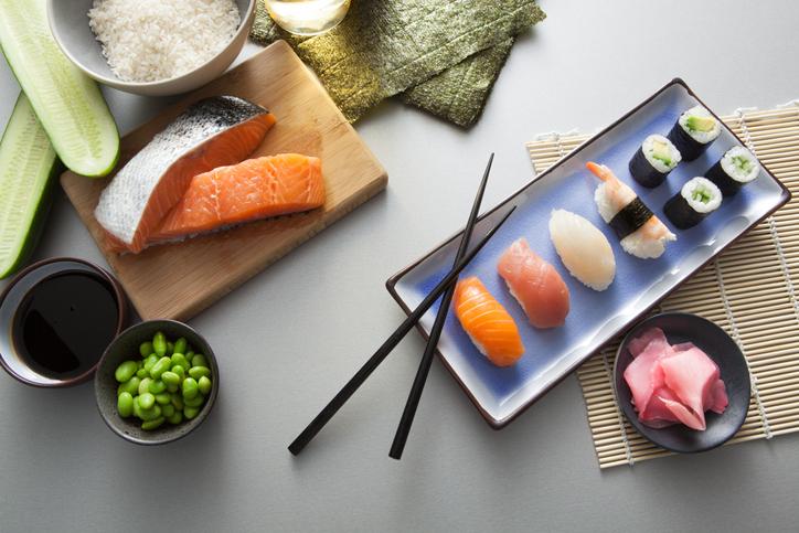 Chi mangia giapponese campa cent'anni?