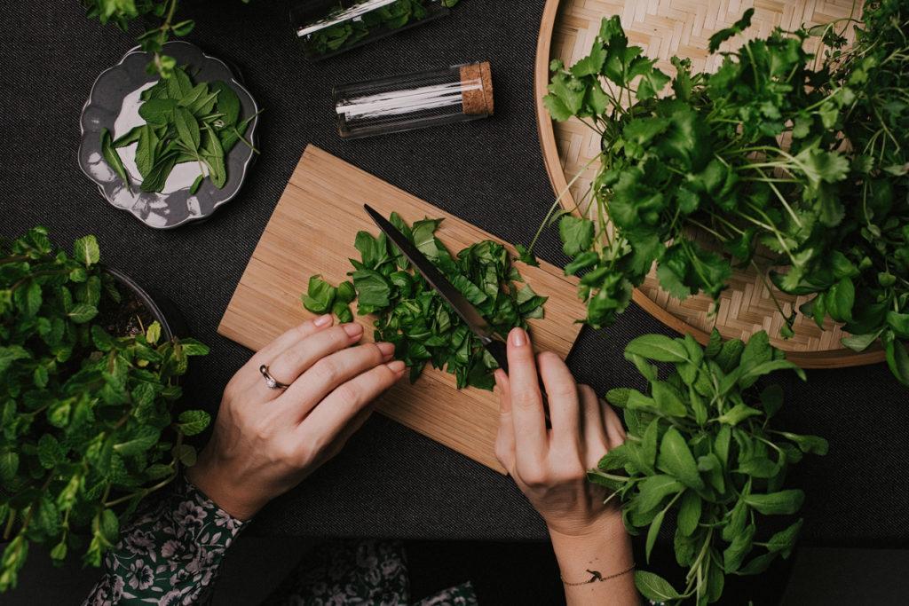 Cucinare con gli aromi rende ogni piatto speciale