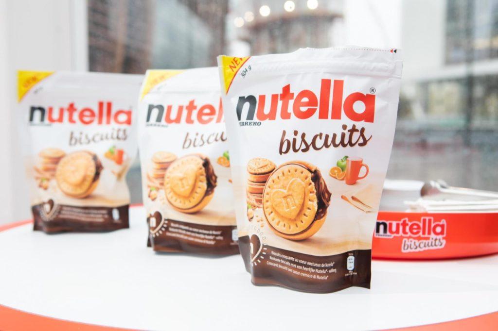 Dal pane al frollino, la Nutella sorprende con una novità